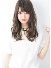 『rue京都』グレージュ☆ゆるふわカール アンニュイ.53