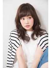 【ブルージュカラー】カラーで魅せる透明感×柔らかさ☆☆ 社会人.42