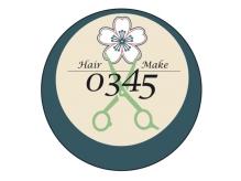 ヘアメイク ゼロサンヨンゴ(Hair Make 0345)