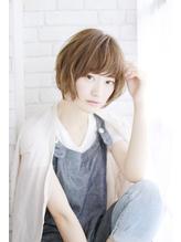 美髪デジタルパーマ/バレイヤージュノーブル/クラシカルロブ/152 Oggi.31