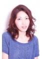 【アズワンクミノキ】サイドパート×ウェーブ