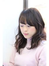 【ALBA齊藤渉】大人カールミディ【東中野】 Oggi.19