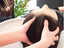 理想の髪質に♪人気のヘッドスパで癒しのひと時を楽しんで。