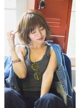 【miel hair 新宿】大人かわいい♪愛され小顔ボブ .27