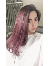 violet pink Spring byAKITO.58