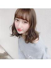 柔らかベージュアッシュ《春日井Regalo レガロ》.46
