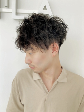【KAILA】ソフトツイストツーブロック ☆高野担当