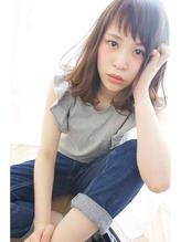 春夏おすすめ☆エアリーロブ☆!! 内巻き.24