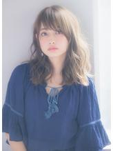 【drive for garden西川】大人可愛いデジタルパーマくびれミディ うるツヤ.10