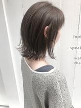 【 MILEY長澤】ブリーチなしでできるスモークアッシュ.53