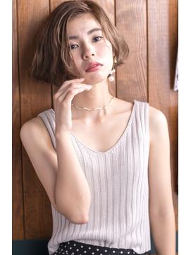 クラシカル×大人ボブ×小顔【hair design collet Neo】