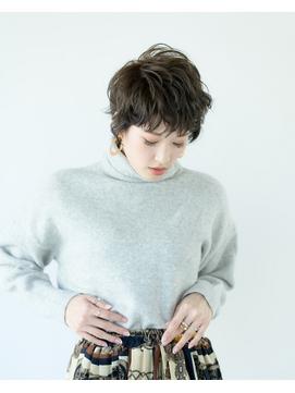 【UNIX湘南平塚】ジェンダーレス重軽ショート【30代40代50代】