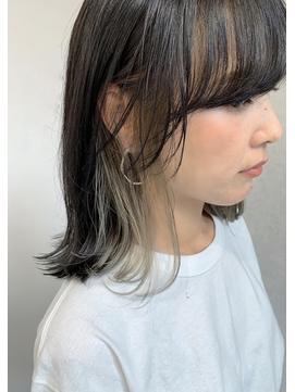 インナーカラーロブ/keshiki大名KAZU