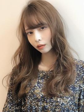 《Agu hair》美人度アップ★エアリーカールロング