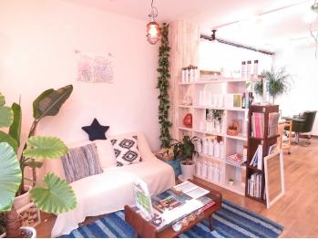 グリーンピース ヘアルーム(green peace hair room)(熊本県熊本市/美容室)