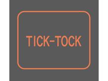 チックタックトアウエスト(TICKTOCK Tor west)