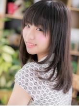 ★黒髪の☆清純派小顔ストレート★1 清純.16