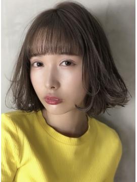 ◆Jカールボブ【自由ヶ丘髪質改善オージュア認定サロン】
