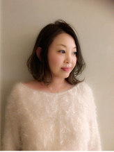 外国人風カラー☆ボブスタイル お洒落女子必見!! 担当 伊原 Oggi.53