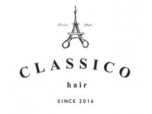 クラシコヘアー(CLASSICO hair)