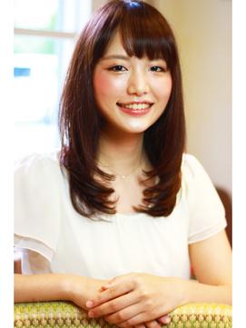 ☆上品ワンカールストレート☆【LDK hair salon】048-729-6307