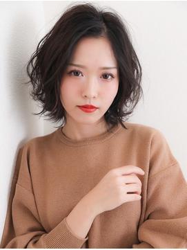 『PD神戸』【海口裕】大人可愛い☆耳かけボブスタイル☆