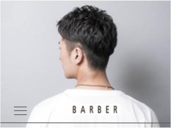 ザ バーバーショップ プラス(THE BARBER SHOP+)(東京都日野市/美容室)