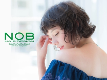 ノブ ヘアデザイン 茅ヶ崎店(NOB hairdesign)(神奈川県茅ヶ崎市/美容室)