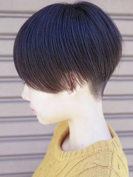 【+~ing】刈り上げ女子×ハンサムショート【小川晏奈】