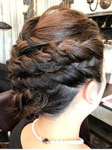 結婚式・Party・女子会など♪シチュエーションに合ったアレンジで、あなたの個性に磨きをかけるヘアに!!