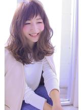 【Wish Hair】ラフウェーブミディ.27