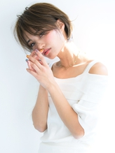 【Neolive3/溝の口488】ノーブルショート× センターパート☆1 .41