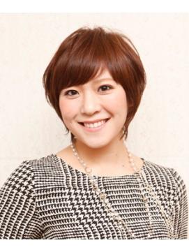 【CHICCA 千葉中央店】レイヤーショートボブ