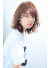 【富山大介】30代40代オススメ・大人の小顔くびれミディ おしゃれ.30