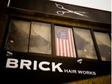 ブリック ヘアーワークス(BRICK HAIRWORKS)