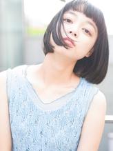 【DaB】似合わせカットオン眉グラデーションボブ!.19