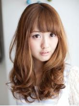 【ハニーベージュ】大人かわいい×ロング☆ 社会人.45