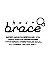 ヘアーブレイス(hair brace)