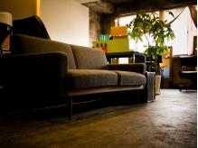 ふかふかソファで、Relax☆