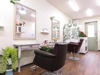アベニューケー avenue K ヘアーメイク hair make(大阪府大阪市東成区/美容室)