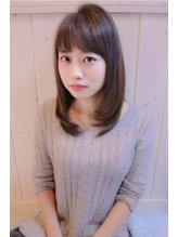 【ReiZ渋谷】ノームコア×うぶバング=女子アナ風☆2 女子アナ.46