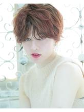 【Lond avenir本田奈穂美】20.30.40.50代◎小顔ショートヘア.30
