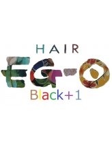 ヘアーエゴブラック(Hair EG-O Black+1)