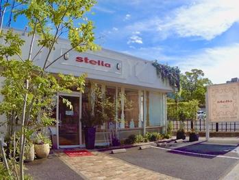 ステラ 嵯峨店(stella)(京都府京都市右京区/美容室)
