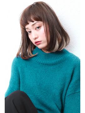 【ナチュラルボブ169】Nori Nakajima