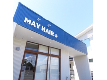 メイヘアー(MAY HAIR)