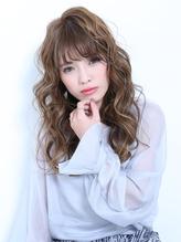 オルチャンヘアー シースルーバング korean hair.4