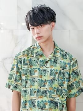 【AUBE HAIR】ナチュラル束感マッシュ