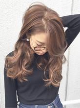 【ALBUM渋谷】NOBU_大人可愛いナチュラルロング_942 .42