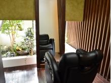 落ち着ける和の完全個室空間
